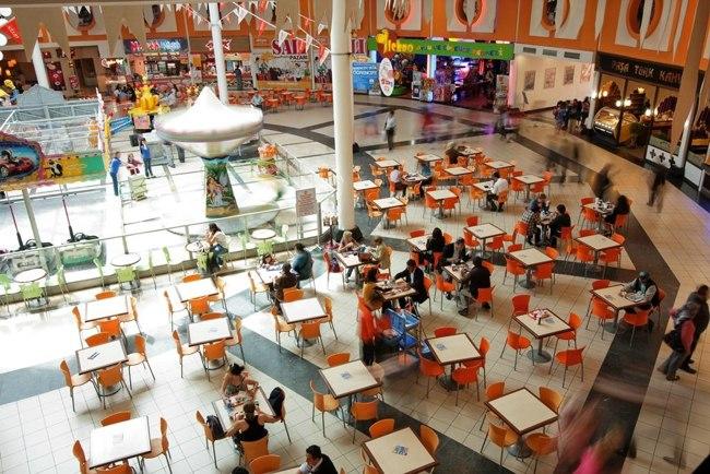 تور آنتالیا - مرکز خرید دپو در آنتالیا