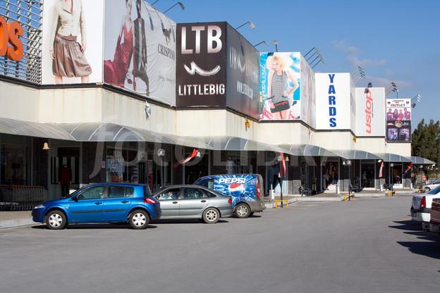 تجربهی یک خرید عالی در مرکز خرید سوکه در کوش آداسیSoke Shopping Outlets