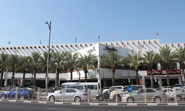 مرکز خرید پالم استریپ Palm Strip در دبی، یک مرکز خرید با منظرهای زیبا