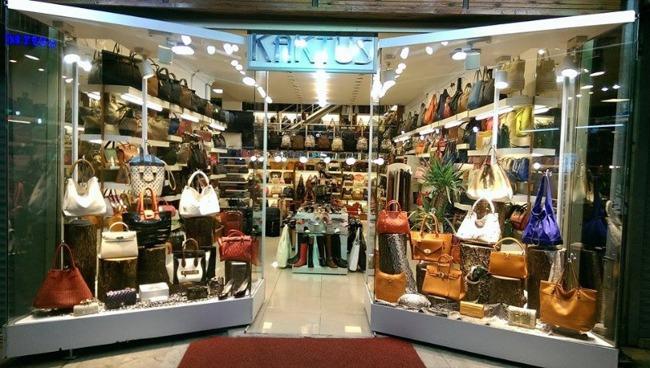 مرکز چرم کوش آداسی بهترین مکان برای خرید محصولات چرمی