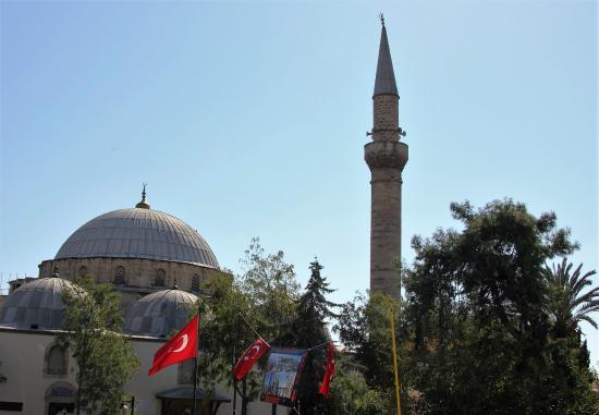 مسجد تکلی مهمت پاشا در آنتالیا