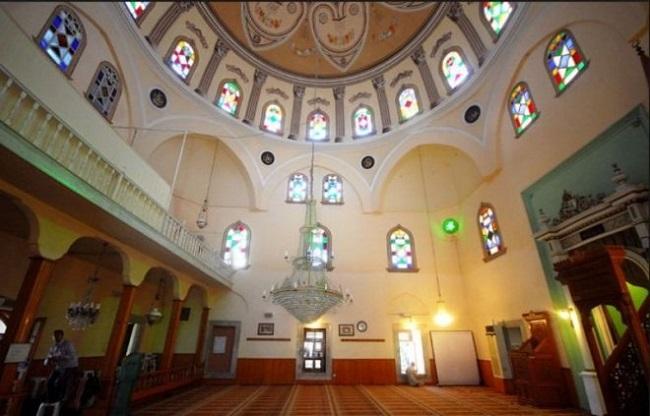 بازدید از مسجد کاله ایچی کوش آداسی Kaleiçi Camii mosque
