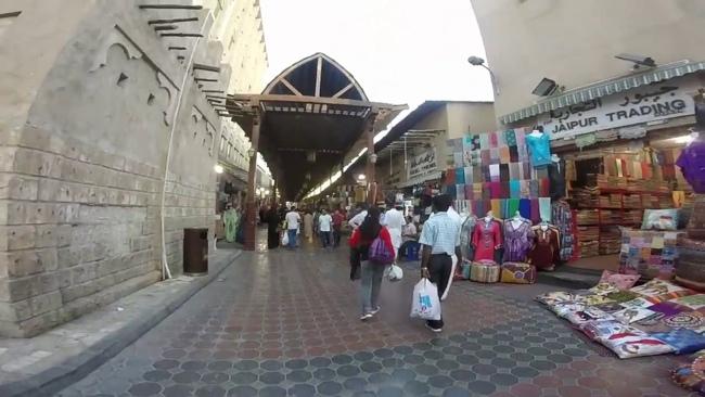 منطقه بر دبی Bur Dubai از مکان هایی که حتما باید از آن دیدن کرد