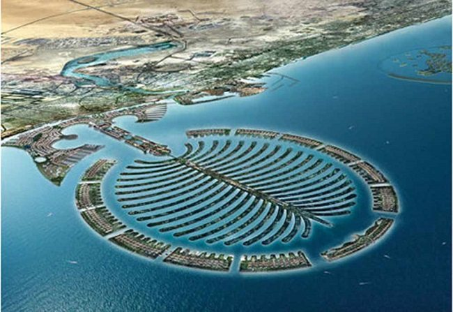 لمس زیبایی مدرن در منطقه دیره دبی