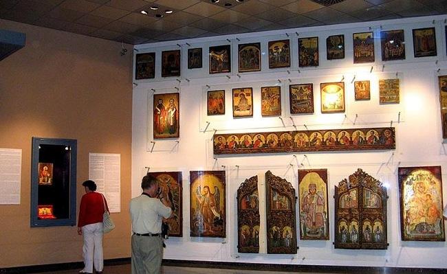 موزه آنتالیا جاذبه گردشگری ترکیه
