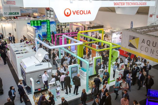 جلوهای از تکنولوژی روز در نمایشگاه آب و فاضلاب استانبول