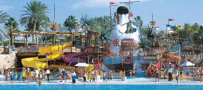 پارکهای آبی دبی، بهترین تفریح تور دبی در هوای گرم و شرجی دبی