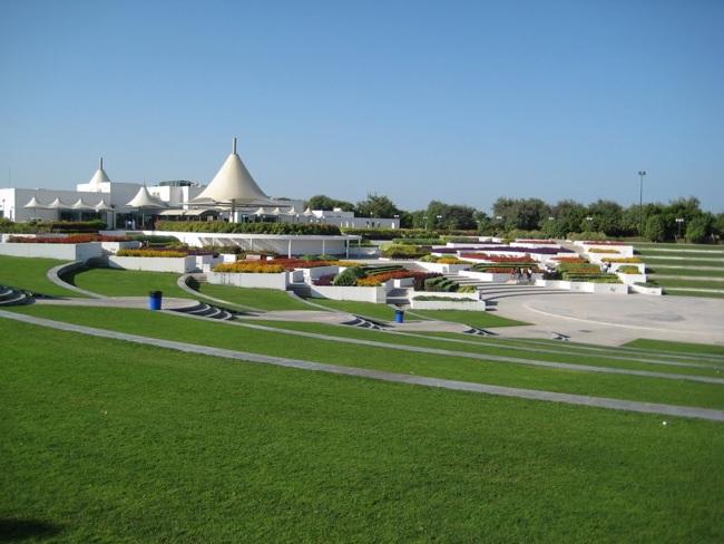 پارک الممزر دبی یک پارک مدرن و دیدنی