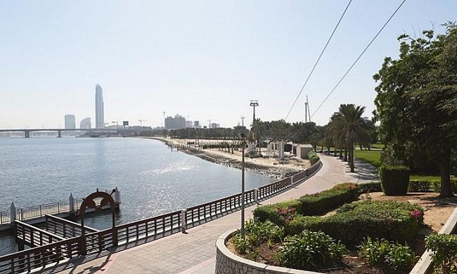 پارک خور Creek Park دبی بهترین مکان برای گذراندن ساعاتی طلایی در تور دبی