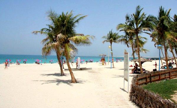تجربه زیبایی بی نظیر در پارک ساحلی جمیرا Jumeirah beach park
