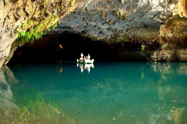 بازدید از نواحی دیدنی پارک ملی غار آلتین به شیک در آنتالیا