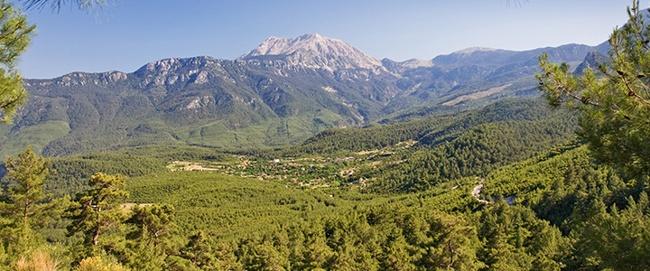 پارک ملی گوللوک داغی یکی از تفریحات شهر آنتالیا