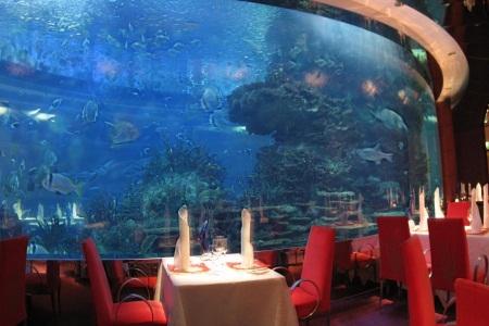 پنج رستوران مشهور دبی که جشن طعم ها را بای شما به ارمغان می آورد!