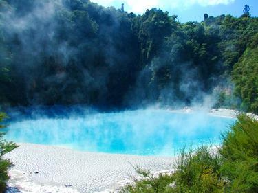 چشمههای آب گرم و معدنی هایمانا در آنکارا، محلی برای بهره بردن از آبهای شفابخش و مفید در تور آنکارا