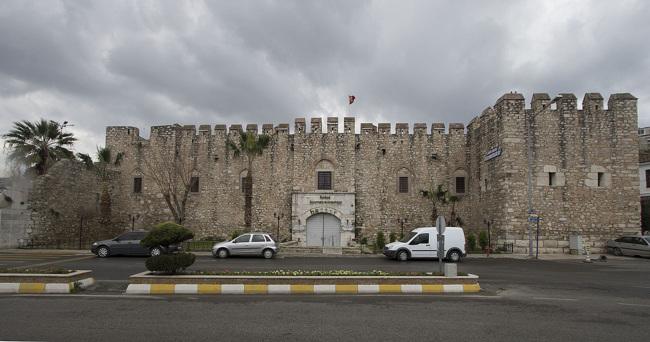 کاروانسرای اوکوز محمد پاشا کوش آداسی مکانی مناسب برای اقامت در مکانی تاریخی با قیمتی مناسب