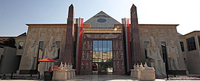 کلوپ فارائو دبی مکانی شبیه سازی شده برای تمرین صخره نوردی