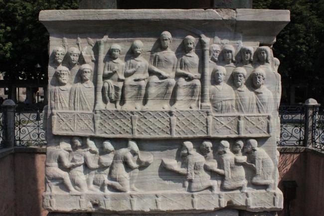آبلیسک تتومس سوم ستون سنگی مورد علاقه امپراتور رومی