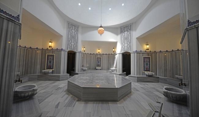 حمام بلدیه استانبول، بنایی متفاوت در حوزه توریستی و گردشگری