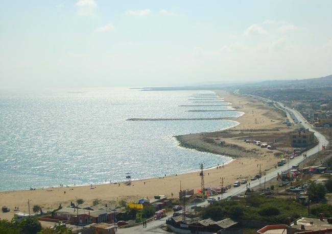 ساحل کیلیوس استانبول، امتداد زیباییهای تکرار نشدنی دریا