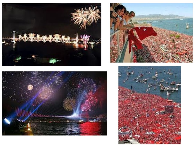 سال روز جمهوریت کشور ترکیه، اعلام استقلال و جمهوریت در ترکیه