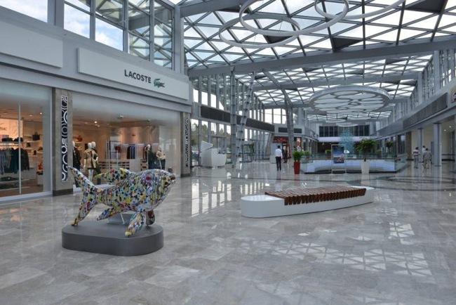 مرکز خرید آکوا فلوریا استانبول یکی از زیباترین مراکز خرید ساحلی برای خریدی عالی