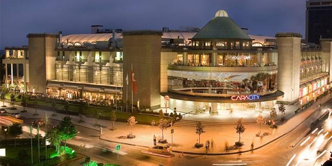 مرکز خرید کاپاسیتی بزرگترین مرکز خرید ترکیه و استانبول