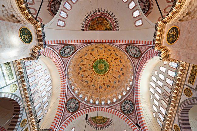 مسجد سلیمانیه استانبول، ماندگارترین اثر معماری دوران سلطان سلیمان کبیر