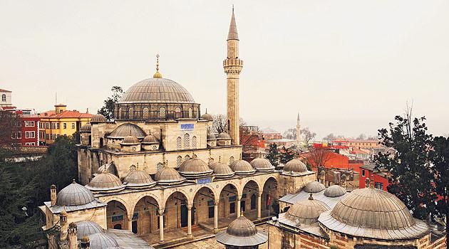 مسجد سوکلو محمت پاشا استانبول یادگاری از وزیر عثمانی