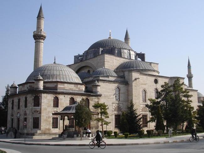 مسجد شاهزاده محمت استانبول یکی از زیباترین مساجد این شهر زیبا