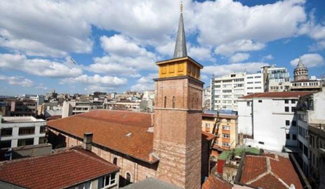 مسجد عرب استانبول، اولین مسجد مسلمانان در ترکیه