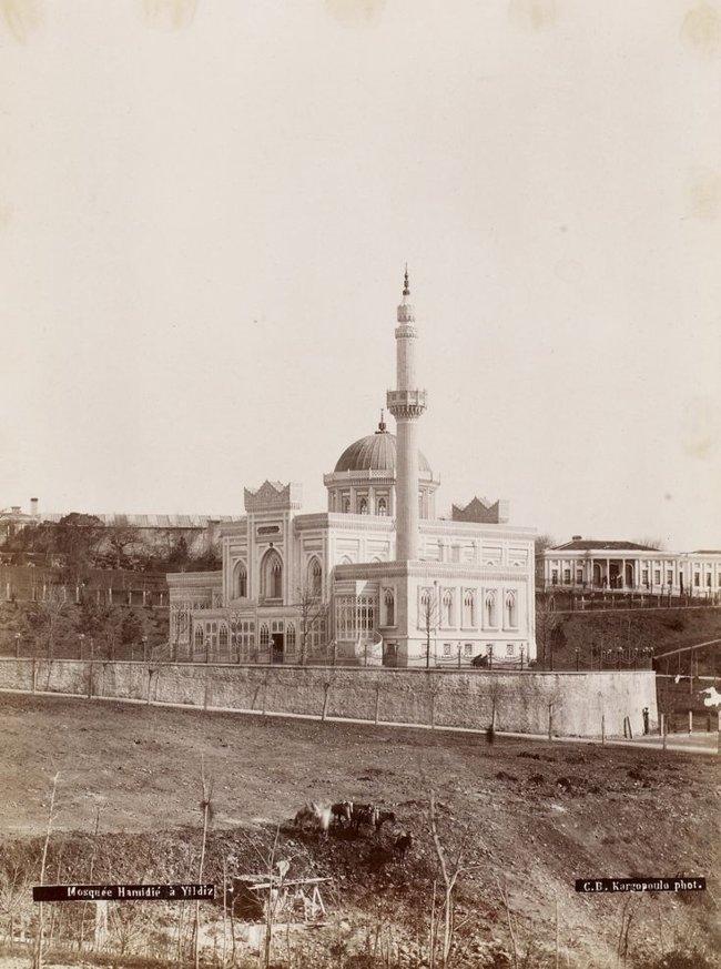 لمس تاریخ ترکیه در مسجد ییلدیز استانبول