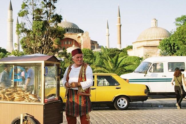 منطقه سلطان احمد؛ کتاب تاریخ استانبول را ورق بزنید!