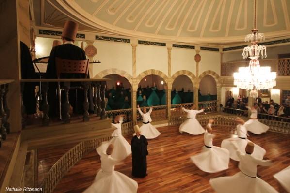 مولوی خانه گالاتا، پایگاه فرهنگی دراویش و موزه ای منحصر به فرد در استانبول ترکیه