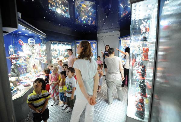 موزه اسباب بازی استانبول موزه ای برای تمام سنین