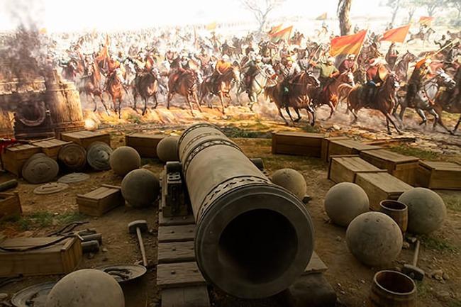 موزه پانوراما 1453 استانبول نمایش زنده نبرد ارتش عثمانی