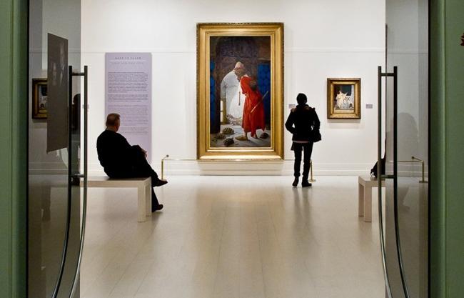 موزه پرا استانبول، به تاریخ هنر خوش آمدید