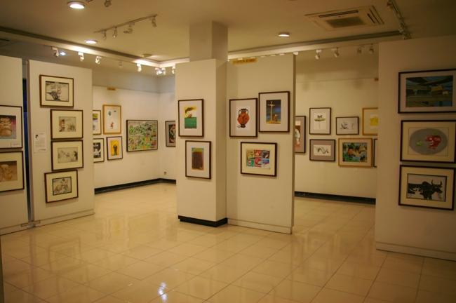 موزه کارتون و کاریکاتور استانبول یکی از جذابیت های دیدنی این شهر