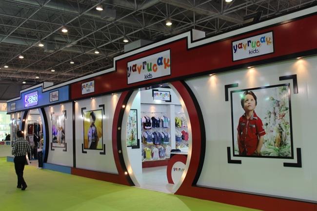 نمایشگاه بین المللی مد کودکان و نوجوانان استانبول بهترین مکان برای آشنایی با این صنعت پر رونق در ترکیه