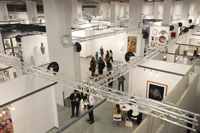 نمایشگاه هنر بین المللی استانبول، مرکز گردهمایی بزرگ هنر و تجربه