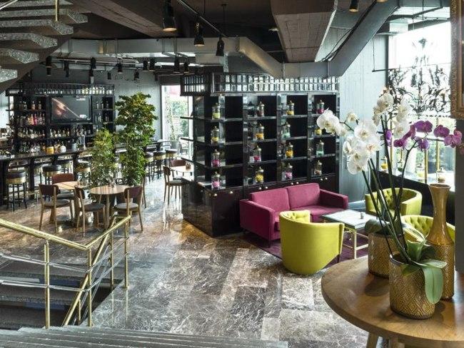 هتل مارمارا پرا استانبول اقامتگاهی زیبا و مدرن بر فراز شهر