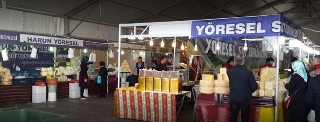 شرکت در رویدادهای مختلف در پارک ساحلی مال تپه استانبول