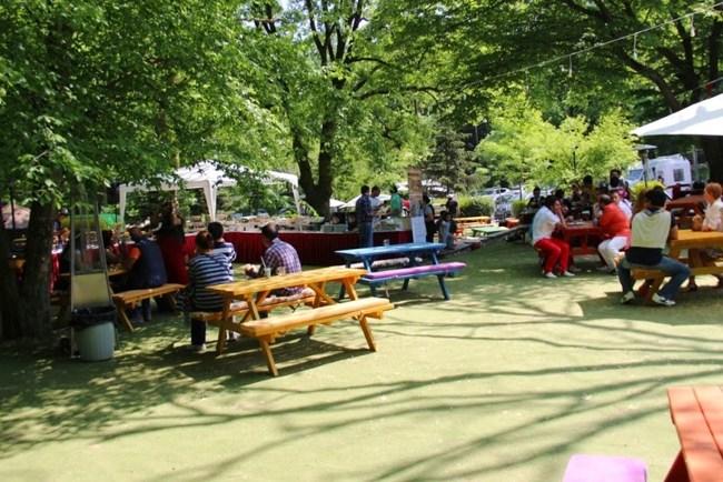 تجربه کنسرتهای ناب در پارک لایف Bahcekoy Life استانبول