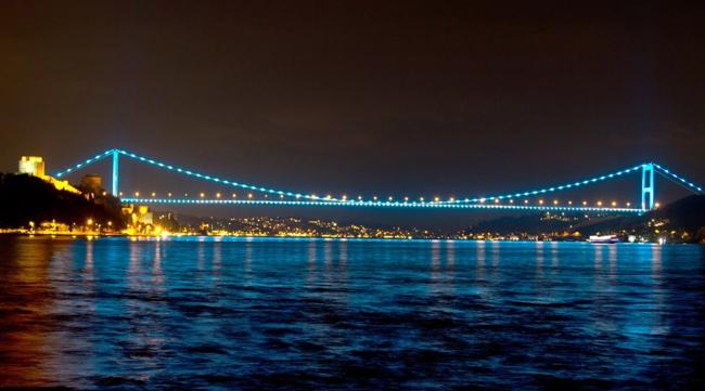 پل فاتیح سلطان محمت استانبول دومین پل مطرح تنگه به سفر