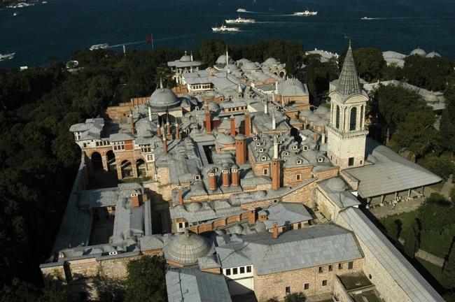 کاخ توپکاپی استانبول، 400 سال قدرت نمایی عثمانیان بر جهان