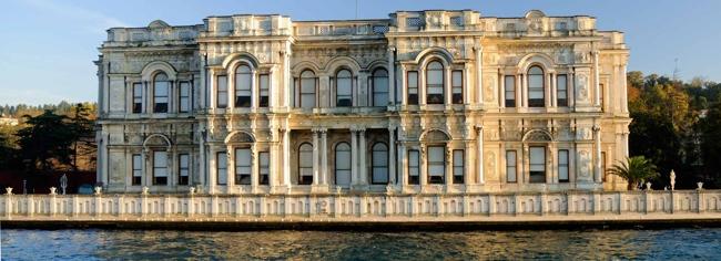 کاخ موزه بیلربی استانبول یکی از شاهکارهای معماری دوره حکومت عثمانیان بر ترکیه