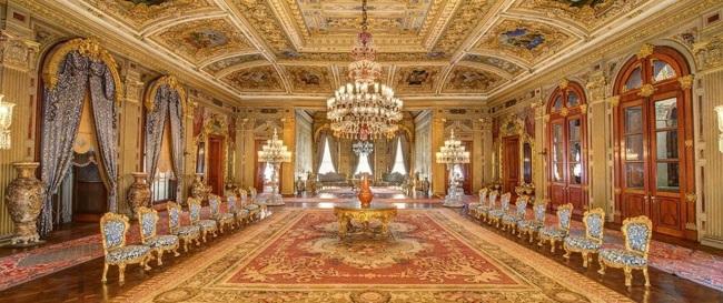 کاخ ییلدیز استانبول چهارمین کاخ بزرگ حکومت عثمانی