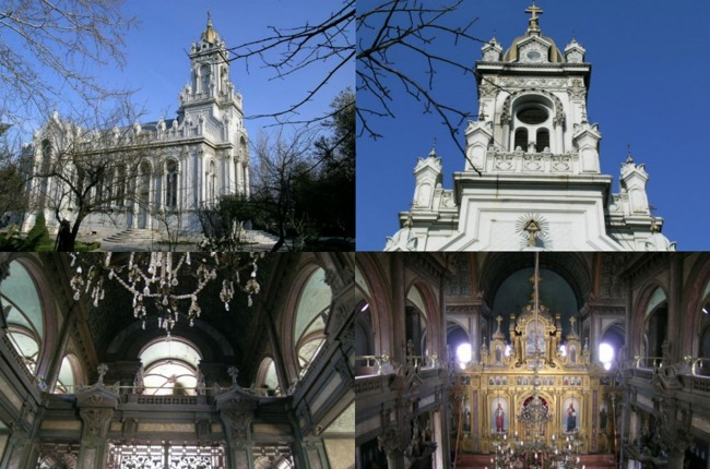 کلیسای بلغاری سنت استفان در استانبول