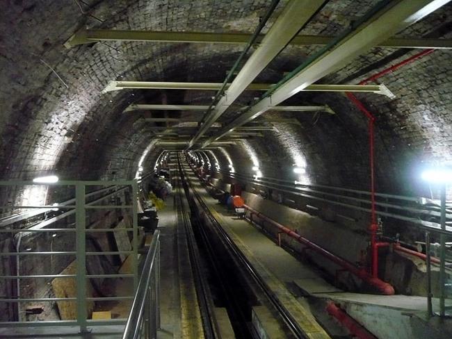 تونل قدیمی استانبول در آستانه 144 سالگی
