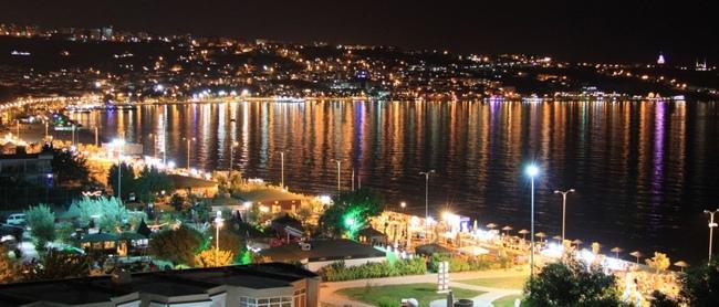 دریاچه بیوک چکمجه استانبول یکی از زیبا ترین مکان های این شهر رویایی