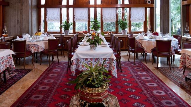رستوران بیتی استانبول Beyti Restaurant ، نگینی طلایی در این شهر